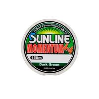 Linha sunline momentum 4x4 150 m dark green