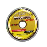 Linha starmex duranium 0,30 mm 100 m yellow