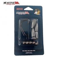 Kit rigs m3x 12 un