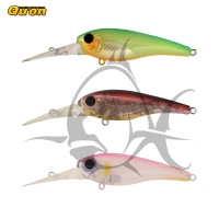 ISCA QU-ON FLOW SHAD ZERO