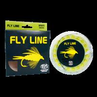 Linha de fly albatroz wf 8f yellow