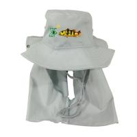 Chapéu ebf australiano micro-fibra c- proteção gelo
