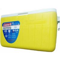 Caixa termica coleman 48 qt amarelo canarias