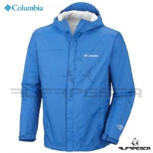 Jaqueta reign stopper columbia azul