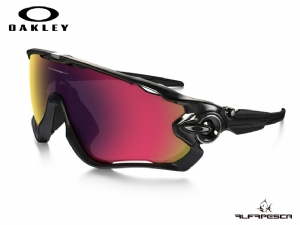 ÓCULOS OAKLEY JAWBREAKER BLACK INK - RED IRIDIUM POLARIZED