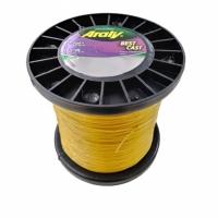 Linha mazzaferro araty best cast 0,90 mm ouro