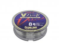 Leader fluorocarbon sunline v-hard 50 m 35 lbs