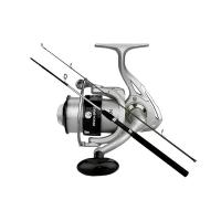 Kit pesca brasil max power vara e molinete