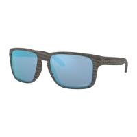 Óculos oakley holbrook woodgrain prizm deep h20 polarizado
