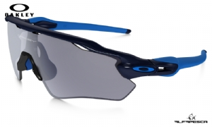 ÓCULOS OAKLEY RADAR EV PATH NAVY - GREY POLARIZED