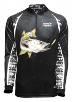 Camiseta rkf action fish 50 uv robalo flecha