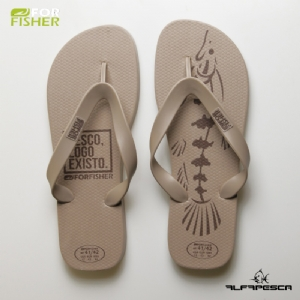 Sandália for fisher tribal traíra
