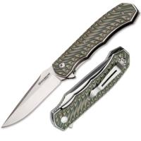 Canivete boker magnum satin green c-tala