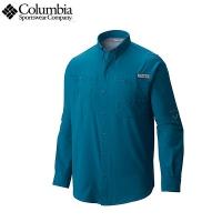 Camisa columbia m-l tamiami ii deep marine