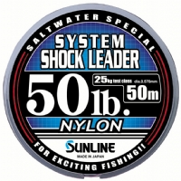 Shock leader sunline nylon 30 m