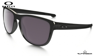 ÓCULOS OAKLEY SLIVER R POLISHED BLACK - PRIZM DAILY POLARIZED