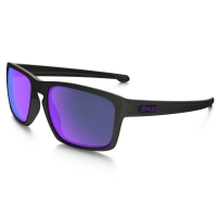Óculos oakley sliver matte black violet iridium