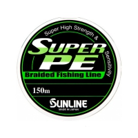 Linha sunline super pe 150 m pe. 2.5 25 lbs