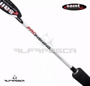 Vara saint pro fishing 5`6 7-17 lb spin